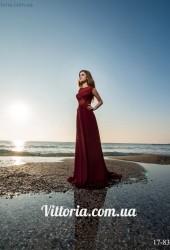 Вечернее платье 17-830