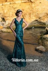 Вечернее платье 17-831