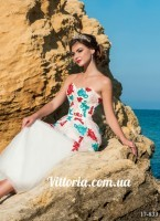 Вечернее платье 17-833