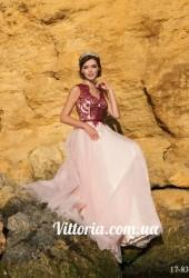 Вечернее платье 17-835