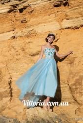 Вечернее платье 17-837
