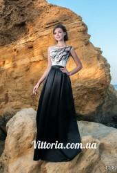 Вечернее платье 17-839