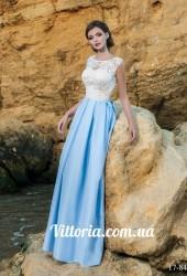 Вечернее платье 17-840