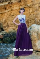 Вечернее платье 17-842