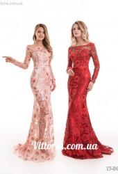 Вечернее платье 17-844