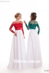 Вечернее платье 17-845
