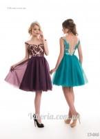 Вечернее платье 17-846