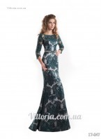 Вечернее платье 17-847