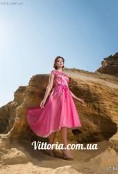 Вечернее платье 17-848