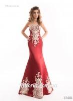 Вечернее платье 17-852