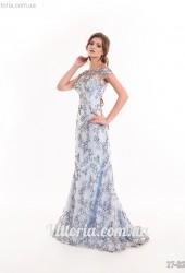 Вечернее платье 17-853