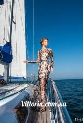 Вечернее платье 17-855