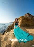 Вечернее платье 17-856