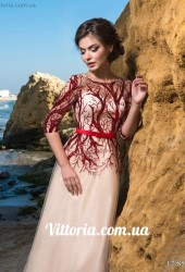 Вечернее платье 17-857