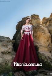 Вечернее платье 17-858
