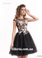 Вечернее платье 17-859