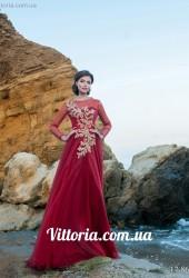 Вечернее платье 17-860