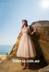 Вечернее платье 17-861