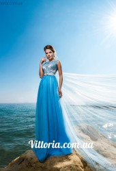 Вечернее платье 17-863