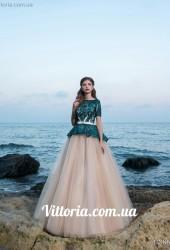 Вечернее платье 17-865