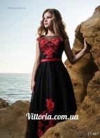 Вечернее платье 17-867
