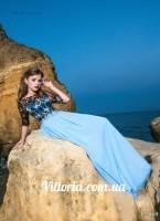 Вечернее платье 17-869