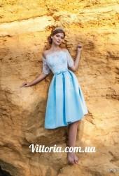 Вечернее платье 17-871