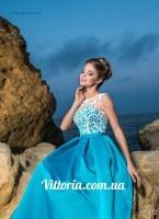 Вечернее платье 17-872