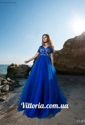 Вечернее платье 17-878