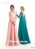 Вечернее платье 17-881