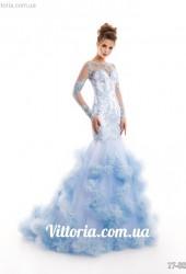 Вечернее платье 17-882