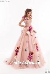 Вечернее платье 17-883