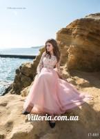 Вечернее платье 17-885