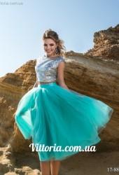 Вечернее платье 17-886