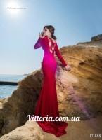 Вечернее платье 17-888