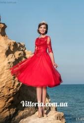 Вечернее платье 17-893