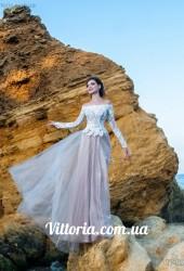 Вечернее платье 17-896