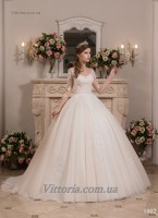 Свадебное платье Модель 17-1002