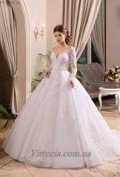 Свадебное платье Модель 17-927