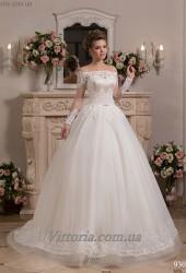 Свадебное платье Модель 17-930