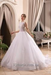 Свадебное платье Модель 17-933