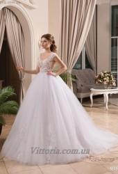 Свадебное платье Модель 17-935
