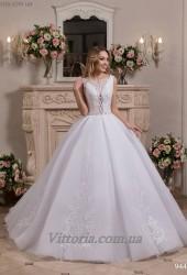 Свадебное платье Модель 17-944