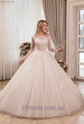 Свадебное платье Модель 17-952