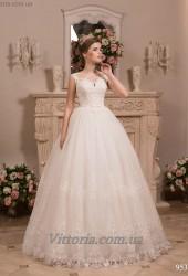 Свадебное платье Модель 17-953