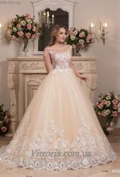 Свадебное платье Модель 17-958