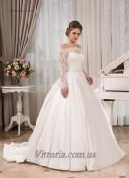 Свадебное платье Модель 17-974