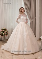 Свадебное платье Модель 17-987