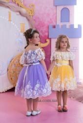 Детское платье 1151