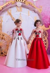 Детское платье 1181